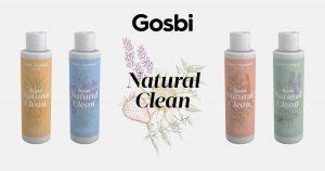Gama cosmética e higiene de GOSBI